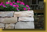 Stone Plant Bed